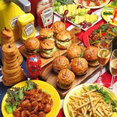 Nine9 Style hamburger&barのおすすめ料理3