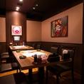 広々とした個室もご案内可能です◎会社の飲み会、プライベートの飲み会にもおすすめ!【後楽園で個室のあるお店をお探しなら北海道へ】