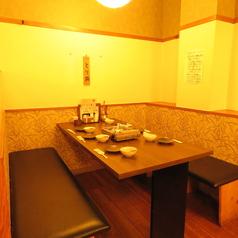 ≪テーブル席≫2名様からご利用可能/レイアウトは自由自在です♪