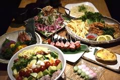 大阪料理 塩梅ダイナー 忍ケ丘店のコース写真