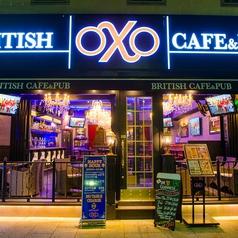 BRITISH CAFE & PUB OXO オクゾ 豊橋駅前店の外観3