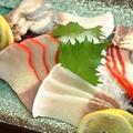 料理メニュー写真鯨盛り合わせ