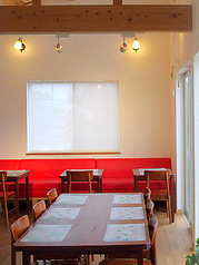 hana cafe 西条の雰囲気1