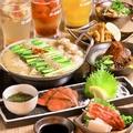 料理メニュー写真【3590円】お一人様OK!《肉づくしセット》もつ鍋・すもつ・馬刺・ステーキ・煮込みまでお得なセット