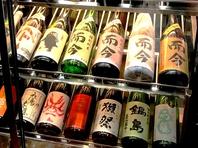 【日本酒セラー内すべて飲み放題OK】