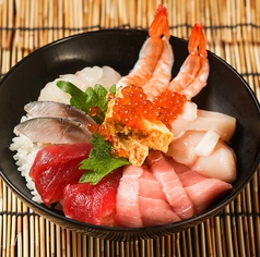 ☆海鮮丼☆