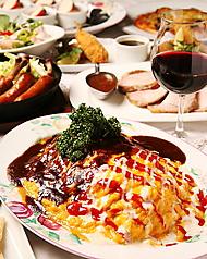 レストラン くじらおかのおすすめ料理1