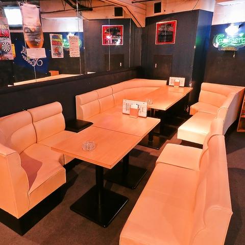 Darts Cafe DELTA(ダーツカフェデルタ) 目黒店|店舗イメージ5