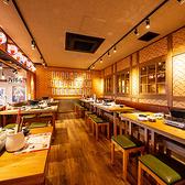 九州料理ともつ鍋 熱々屋 小牧店の雰囲気2