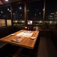 大小様々な個室有!お食事会に最適♪【後楽園で個室のあるお店をお探しなら北海道へ】