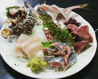 季節ごとの新鮮な鮮魚☆