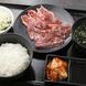 焼肉定食は【ごはん・スープ・サラダ・キムチ】付き!