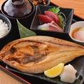 料理メニュー写真焼魚定食