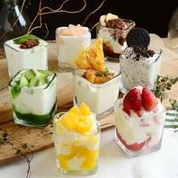 シャリとろッな食感の新感覚スイーツエディブルミルク