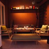 趣の異なる、4種類の個室がございます。