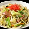 料理メニュー写真沖縄風ヤキソバ(塩)