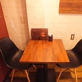 2名様用テーブル(1)