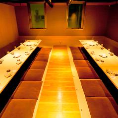 隠れ家個室 和食 とりうお TORI 魚 池袋本店の雰囲気1