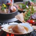 【全国の旬が集合】島根県産とろあじや淡路産の鮮魚、旬の鱧まで勢揃い。