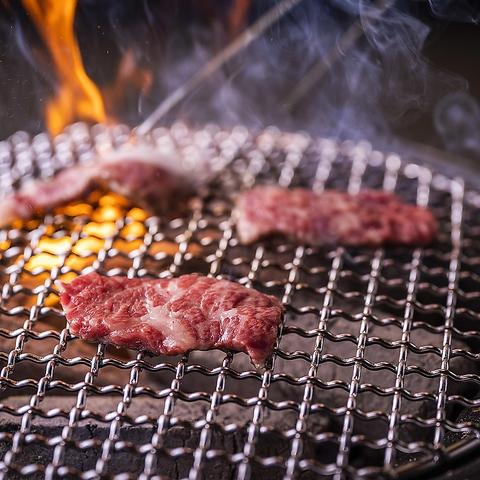 鮮度抜群の極上焼肉をご堪能♪ 90分飲み放題コース3800円~!焼肉宴会にどうぞ!