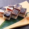 料理メニュー写真炙りサバ寿司