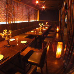 三陸個室dining 花吉の雰囲気1