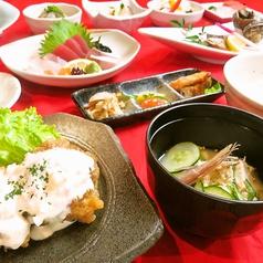 宮崎魚料理 なぶらのコース写真