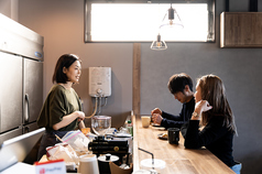 Coworking Space Flat Cafe&Barの写真