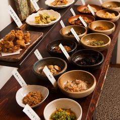 京 おばんざい 五木茶屋 ザ・ビュッフェの写真
