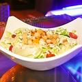 料理メニュー写真ゆし豆腐とアボガドサラダ