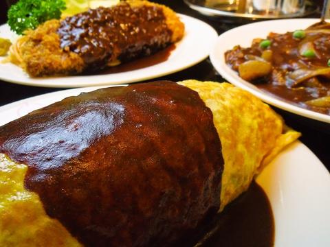 どの料理も本格的な味が楽しめる昔ながらの洋食屋さん。地域で永く愛されているお店。