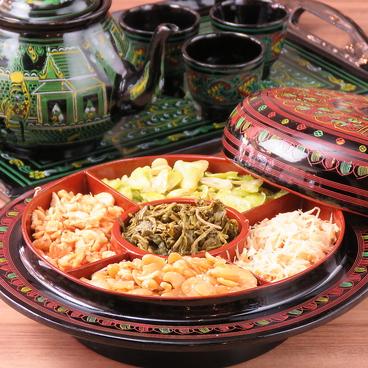 5STAR MYANMARのおすすめ料理1