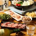 北海道のじゃがいも焼酎やこんぶ焼酎など珍しいお酒もご用意しております。またワインボトルも豊富にリーズナブルな価格でご提供しています。