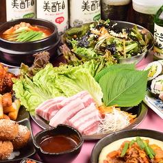 韓国料理×チーズ THE SEOUL 天神大名店の特集写真