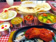 インド料理 アリマハールの写真