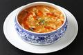 料理メニュー写真トマトと卵スープ/サンラータン