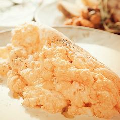 伊藤さんの卵のスフレチーズオムレツ