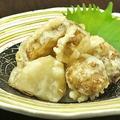 料理メニュー写真菊芋の天婦羅