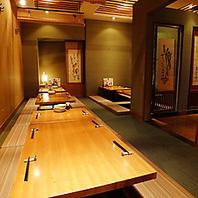飯田橋で最大35名様個室のある居酒屋です。ご宴会に♪