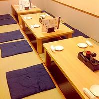 ◆最大30名様まで利用できる個室