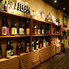 真居酒屋 魁 らん 広島の雰囲気2