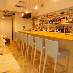 Cafe et Bar Plancherの雰囲気1