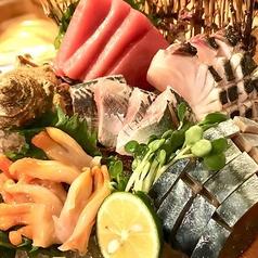 旬な魚と鉄板焼 アゲマスのおすすめ料理1