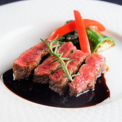 ≪7月1日OPEN≫厳選した食材を使用し、シェフ渾身のお料理をご用意しております。