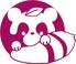 花たぬき 京都駅西店のロゴ
