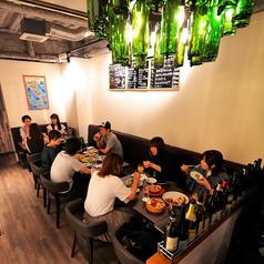 イタリア食堂 ラジェンテ la gente...の雰囲気1