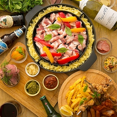 肉バル IZUYA イズヤ 難波店のおすすめ料理1