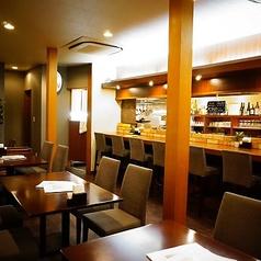 鉄板焼レストラン かほりの雰囲気1