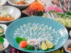 とばた海鮮 さかな市場のコース写真