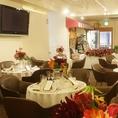 結婚式2次会やレストランウェディングも対応しております。仙台駅前アーケード内の好立地◎貸切40名~最大100名まで可能!